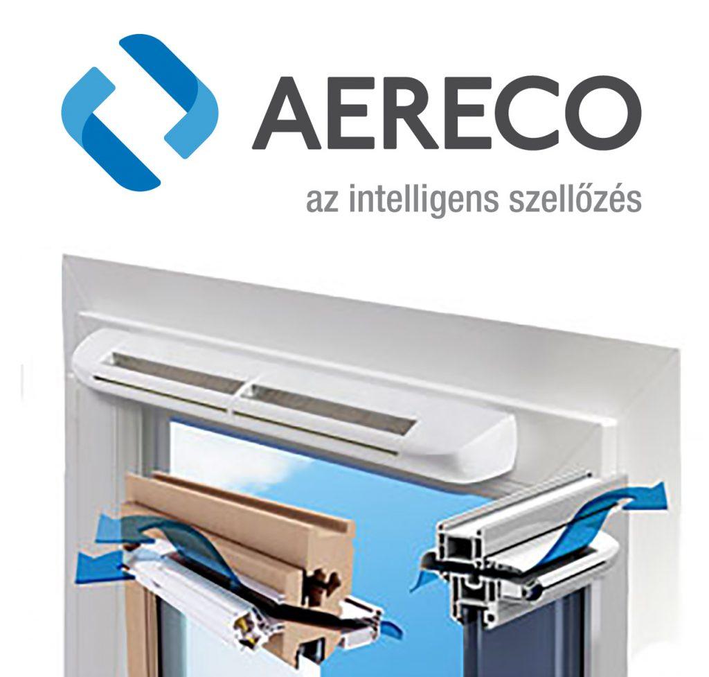 aereco ablakszellőző